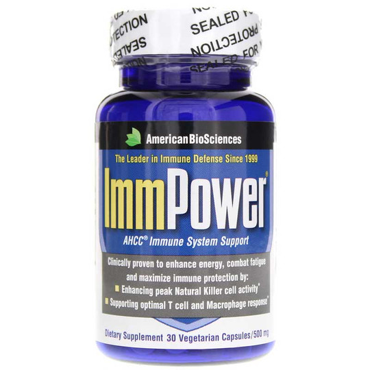 ImmPower AHCC Immune System Support