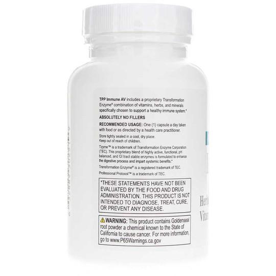Immune AV Vitamin A Complex