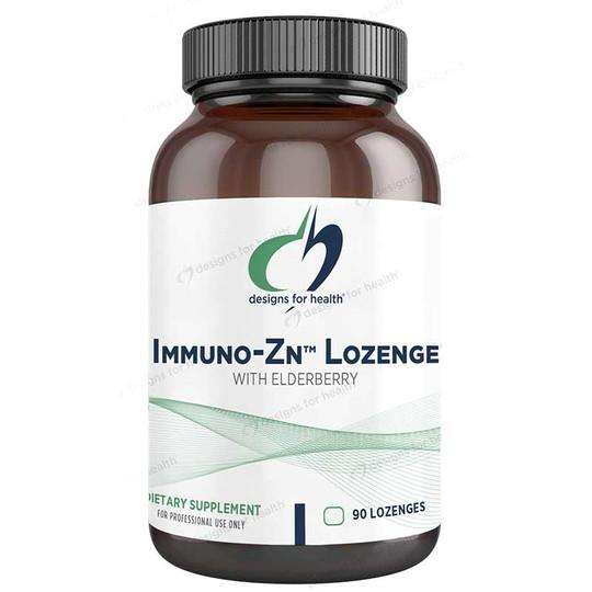 Immuno-Zn Lozenge with Elderberry