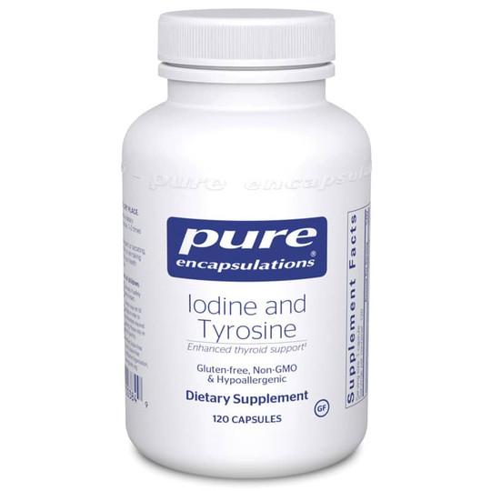 Iodine and Tyrosine