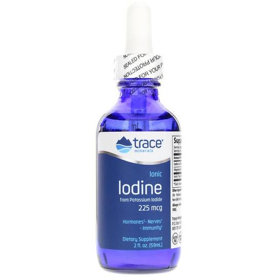 Ionic Iodine 225 Mcg