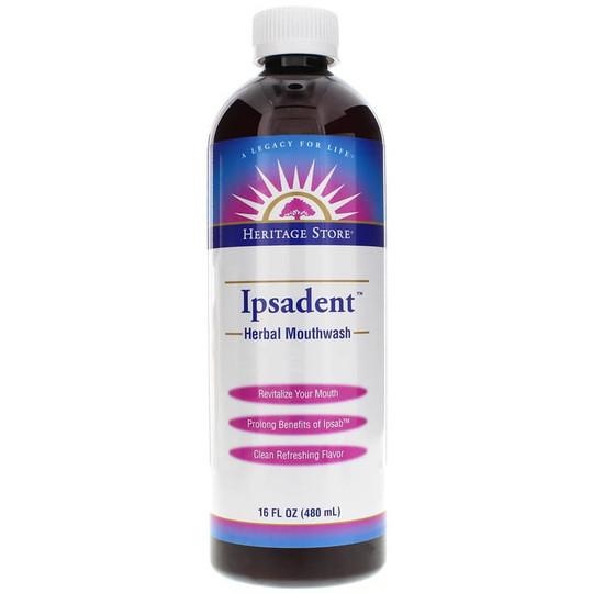 Ipsadent Herbal Mouthwash