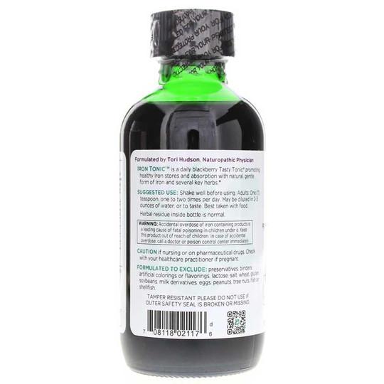 Iron Tonic Blackberry