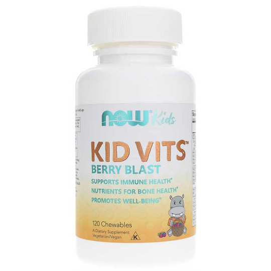 Kid Vits Berry Blast