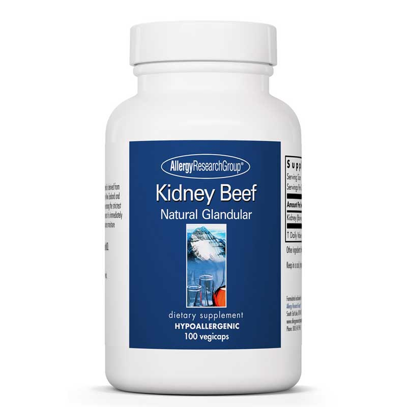 Kidney beef natural glandular arg main%2c1
