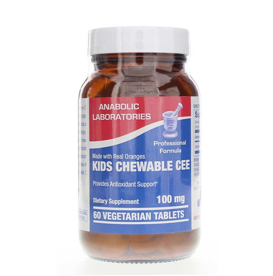Kids Chewable Cee 100 Mg