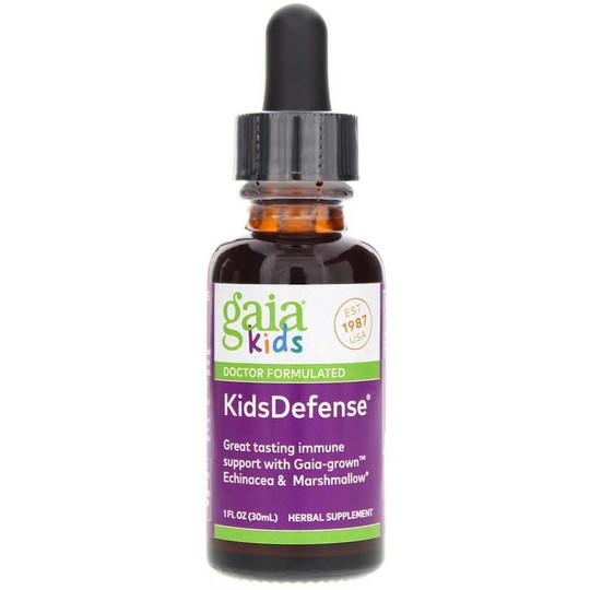Kids Defense Herbal Drops Alcohol-Free
