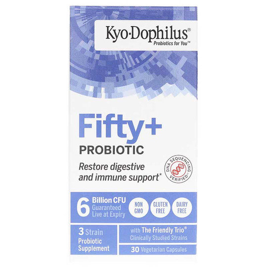 Kyo-Dophilus Fifty+ Probiotic