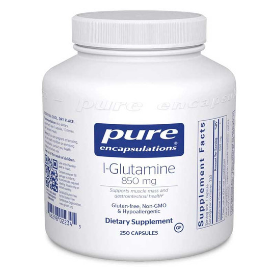 l-Glutamine 850 Mg