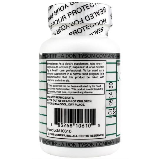 L-Glutathione Reduced with Setria 250 Mg