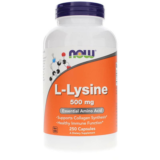 l-lysine-caps-500-mg-NOW-250-cpsls