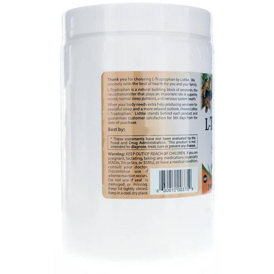 L-Tryptophan Powder 500 Mg