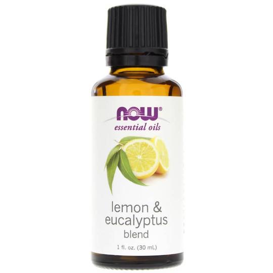 Lemon & Eucalyptus Essential Oil Blend