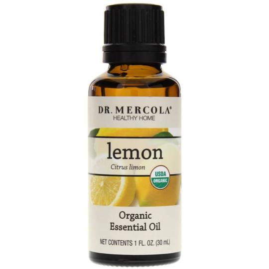 Lemon Organic Essential Oil