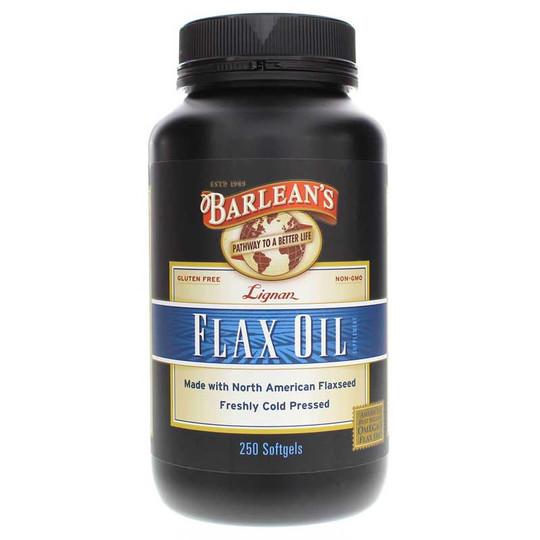 lignan-flax-oil-BOO-250-sfgls