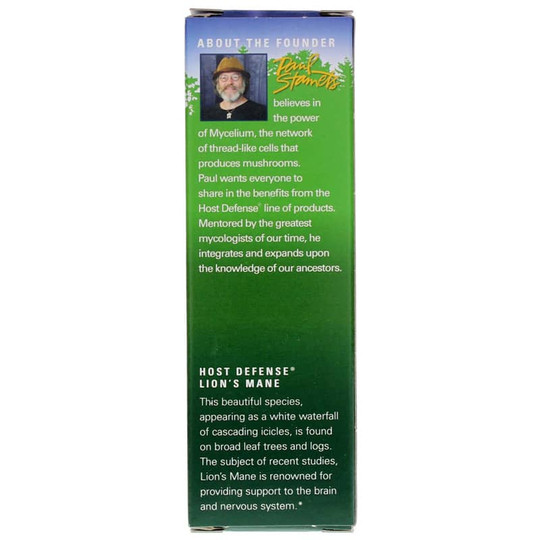 Lion's Mane Extract Memory & Nerve Support