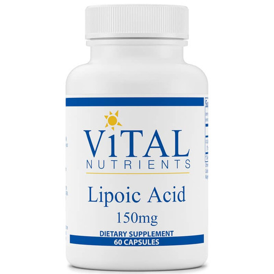 Lipoic Acid 150 Mg