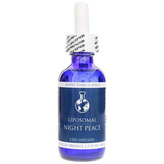 Liposomal Night Peace CBD Infused