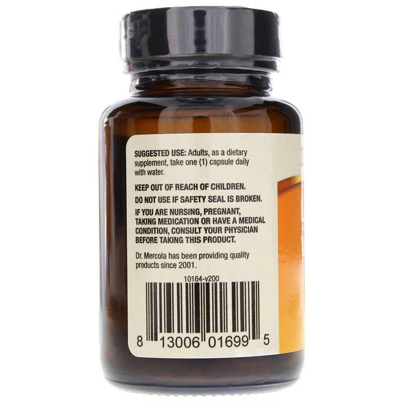 Hoch Stärke Liposomal Vitamin D3 5,000 Iu Dr.Mercola 30 Kapseln Flüssigkeiten