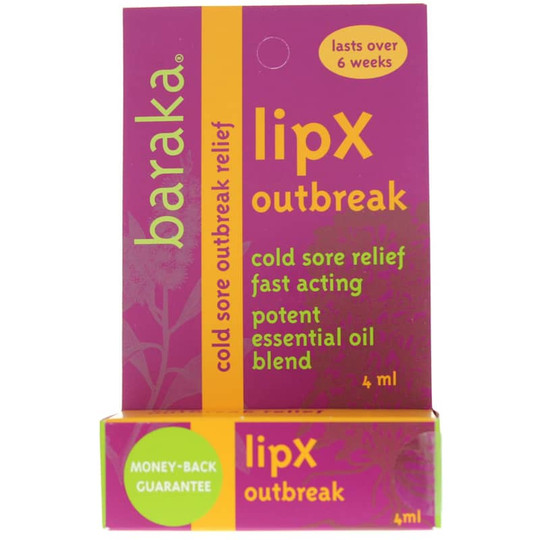LipX Outbreak Cold Sore Relief