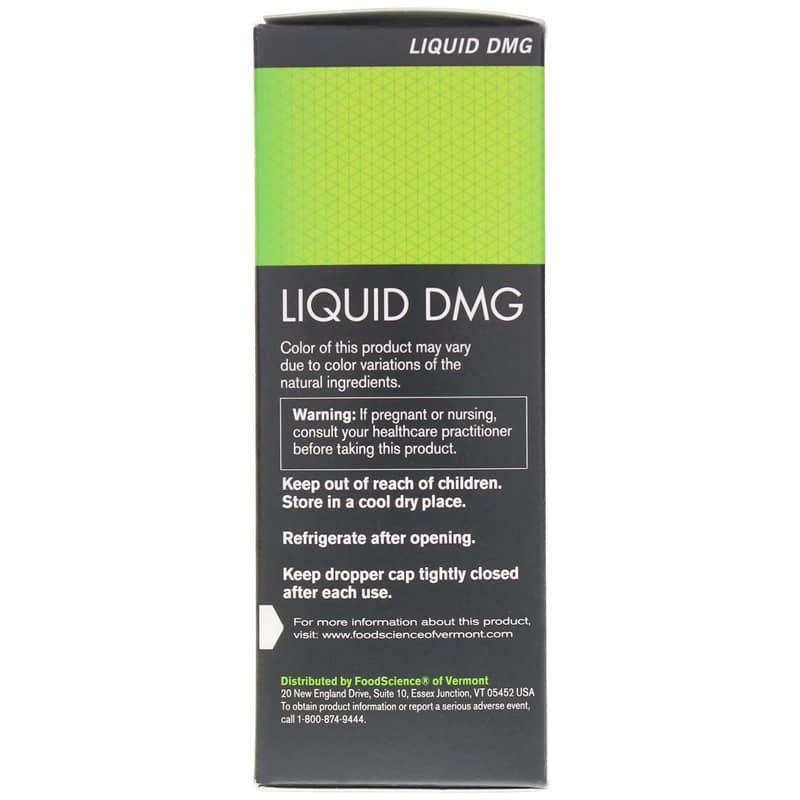 FoodScience Liquid DMG 300 Mg