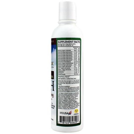 Liquid Vitamin Mineral Rush