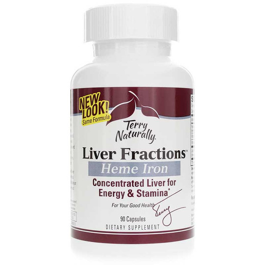 Liver Fractions Heme Iron