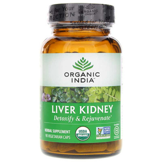 Liver Kidney Certified Organic