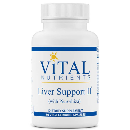 Liver Support II with Picrorhiza