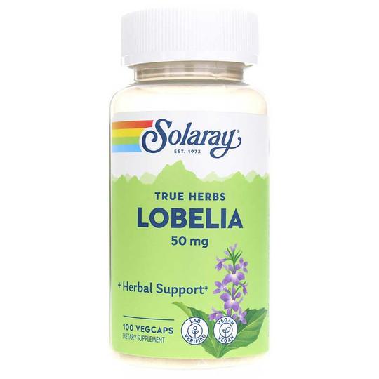 Lobelia 50 Mg Solaray