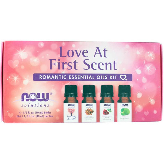 Love At First Scent Essential Oils Kit