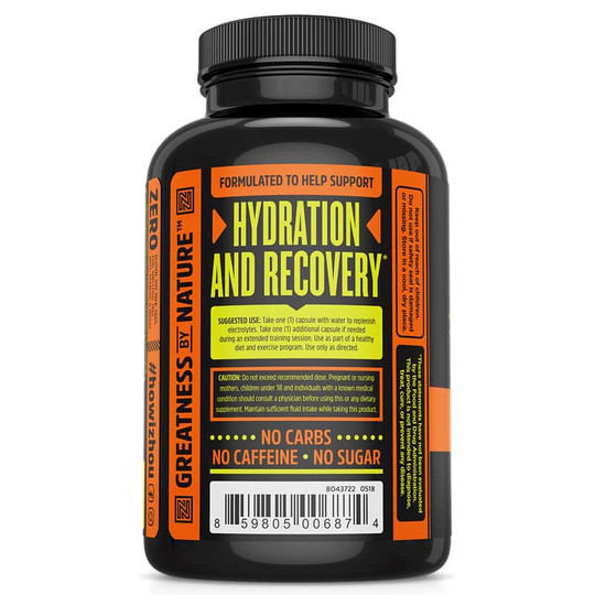 Lyte Up Advanced Electrolyte Complex Capsules