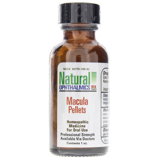 Macula Pellets Homeopathic Medicine