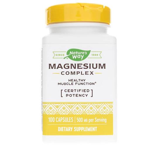 Magnesium Complex Citrate Blend