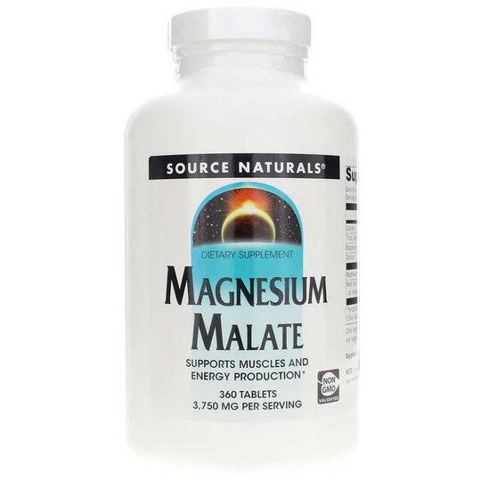 magnesium-malate-SNN-360-tblts