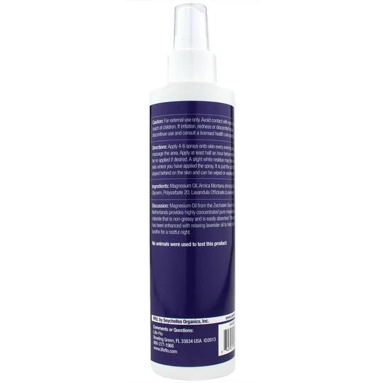 Magnesium Oil Night Spray for Joint Health