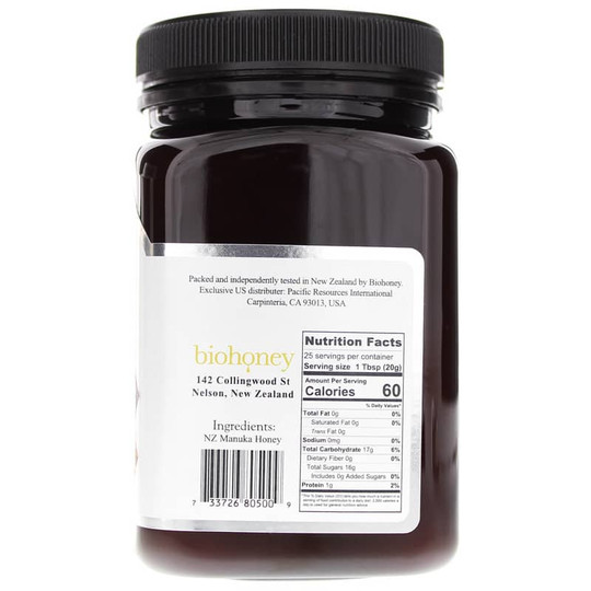 Manuka Honey Kosher 20+