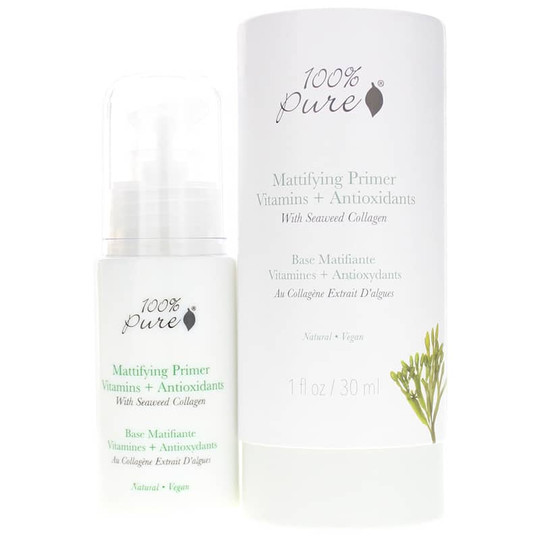 Mattifying Primer Vitamins + Antioxidants