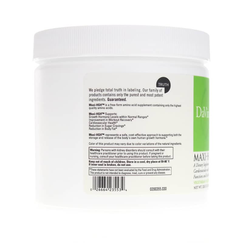 Maxi-HGH Powder