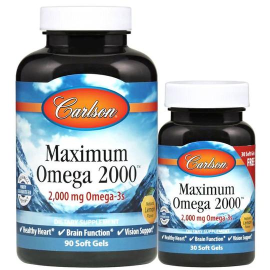 Maximum Omega 2000 Bonus Pack