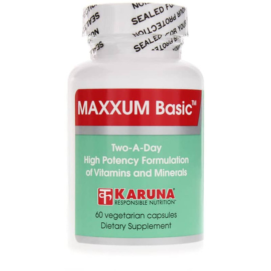 MAXXUM Basic Multivitamin and Mineral