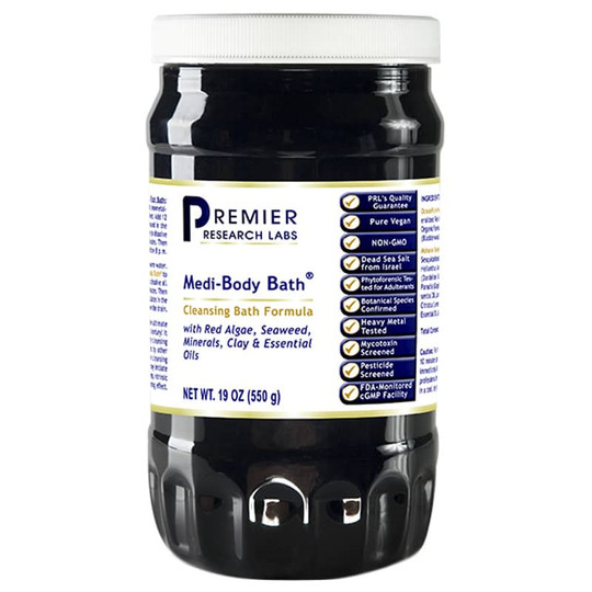 Medi-Body Bath Cleansing Bath Formula