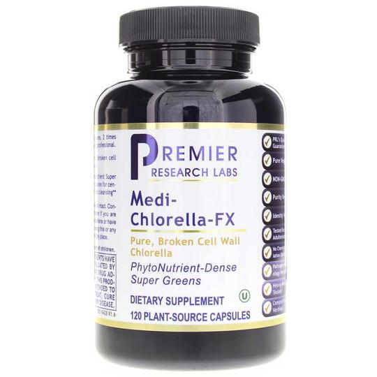 Medi Chlorella-FX Pure Organic Chlorella