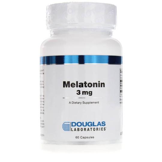 Melatonin 3 Mg Capsules