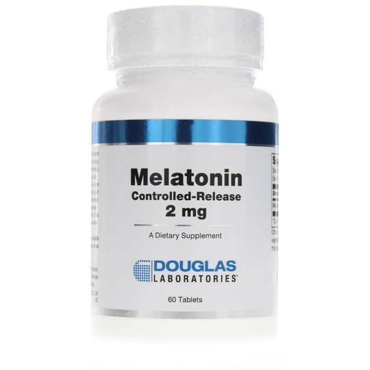 Melatonin Controlled-Release 2 Mg