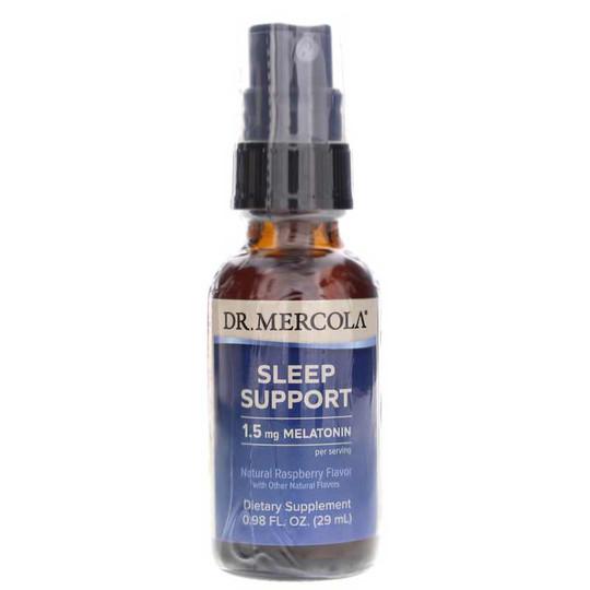 Melatonin Sleep Support Raspberry