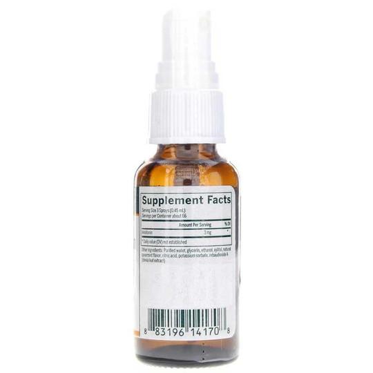 Melatonin Spray Spearmint Flavor
