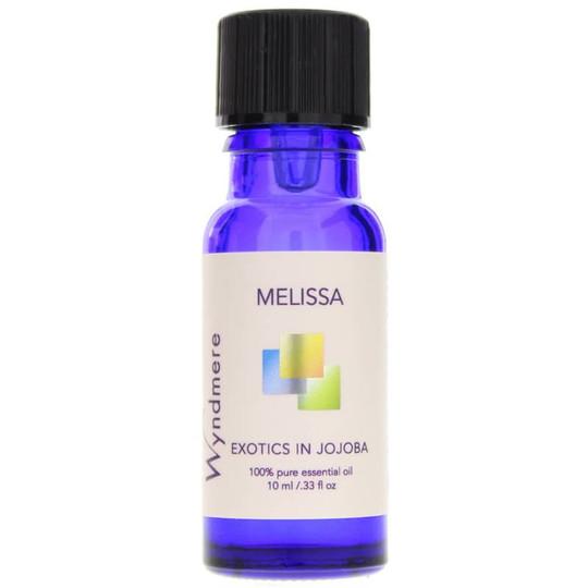 Melissa (in Jojoba) Essential Oil