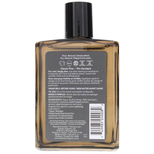 Men's Stock North Woods After Shave