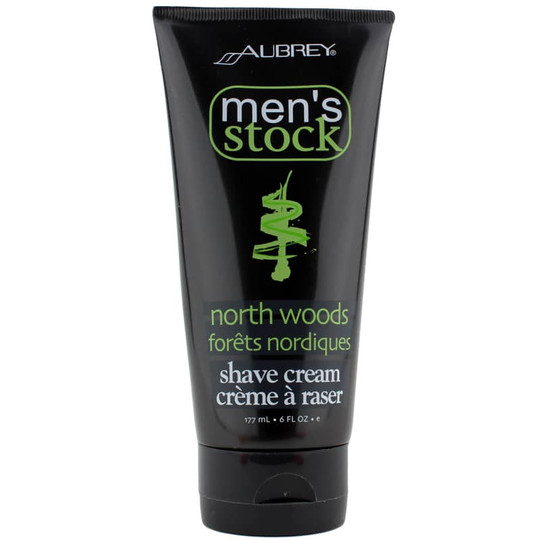 Men's Stock North Woods Shave Cream